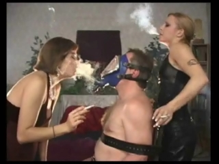 forced smoking fetish site